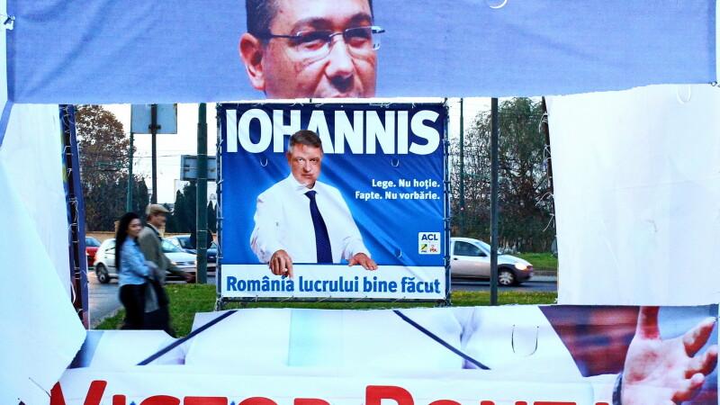 Partidele sunt aproape in colaps financiar dupa alegerile prezidentiale. Care au fost cele mai mari cheltuieli pentru Ponta