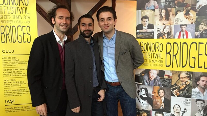 A noua editie a festivalului SoNoRo leaga Clujul muzical de marile orase ale lumii
