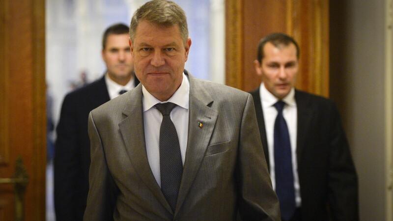 Klaus Iohannis cheama partidele la consultari. Care sunt prioritatile legislative din Parlament ce vor fi discutate