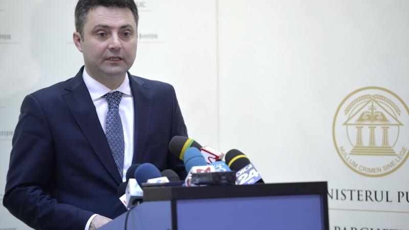 Procurorul general al Romaniei: Am solicitat o situatie privind dosarele lui Basescu, de la Parchetul General, DNA si DIICOT