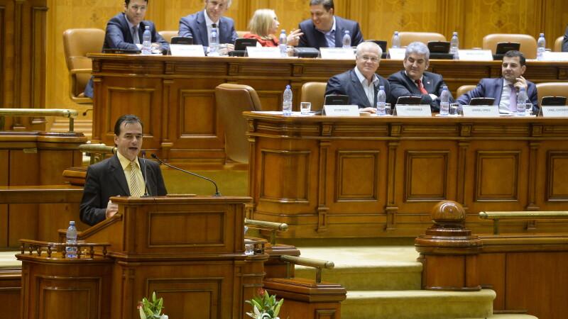 Ludovic Orban, catre Victor Ponta: