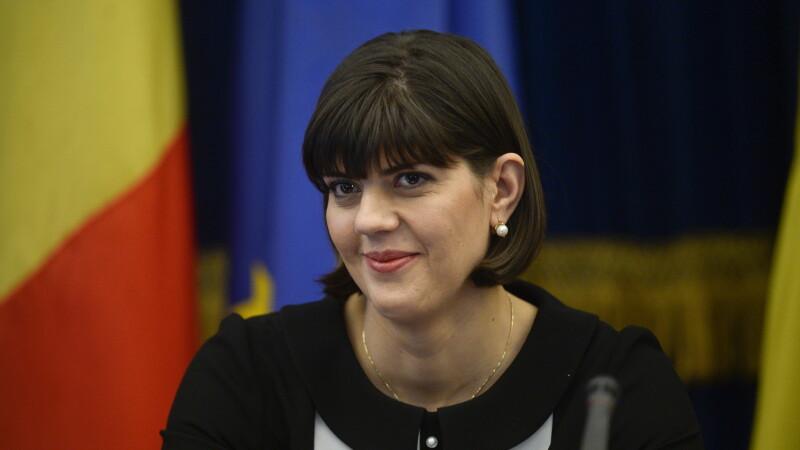 Seful DNA, Codruta Kovesi, despre imunitatea parlamentarilor: