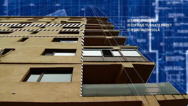 Constructiile noi, o adevarata loterie in Romania. Vedete si oameni obisnuiti s-au trezit cu case care se prabusesc singure