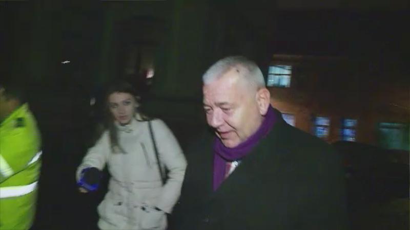 Senatorul Marius Nicoara a intrat cu masina intr-un taxi, dupa ce s-ar fi urcat baut la volan.