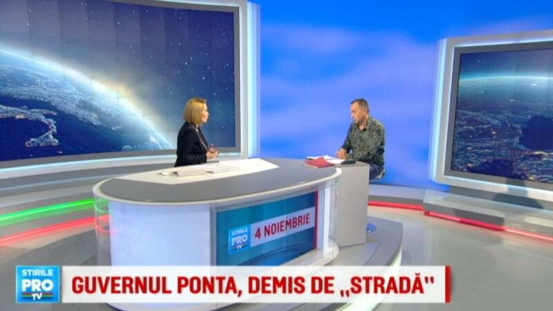 Andreea Esca, Catalin Tolontan