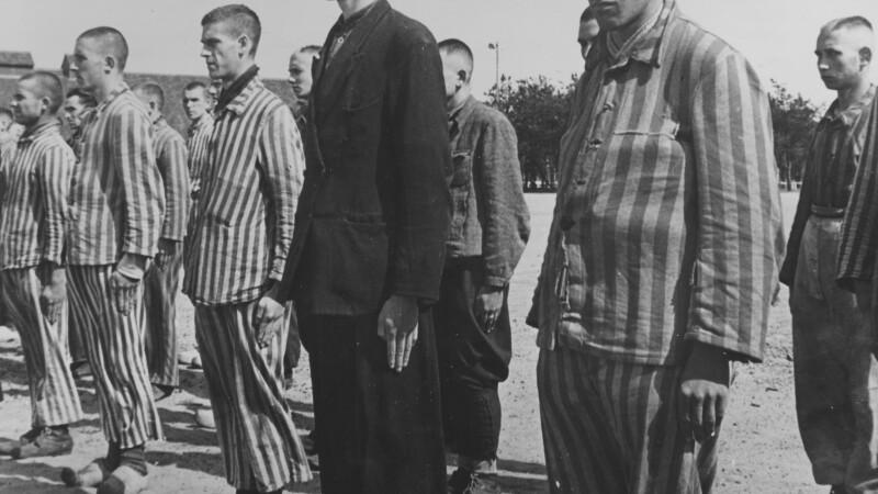 lagar de concentrare nazist - Getty