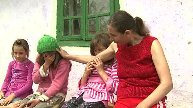 familie saraca in Vaslui