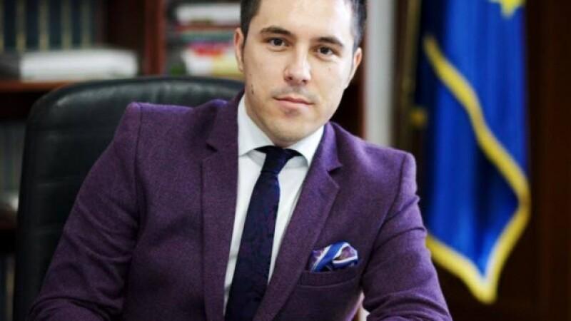 Ciprian Bucur - relatia cu parlamentul