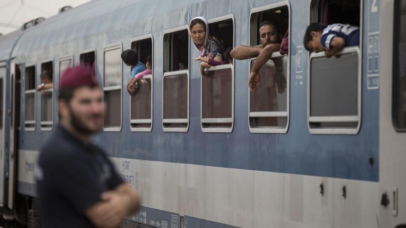 Autoritatile ungare au retinut doi britanici acuzati de finantare de