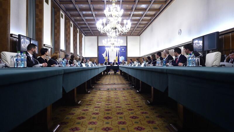 Guvernul Ciolos - Agerpres
