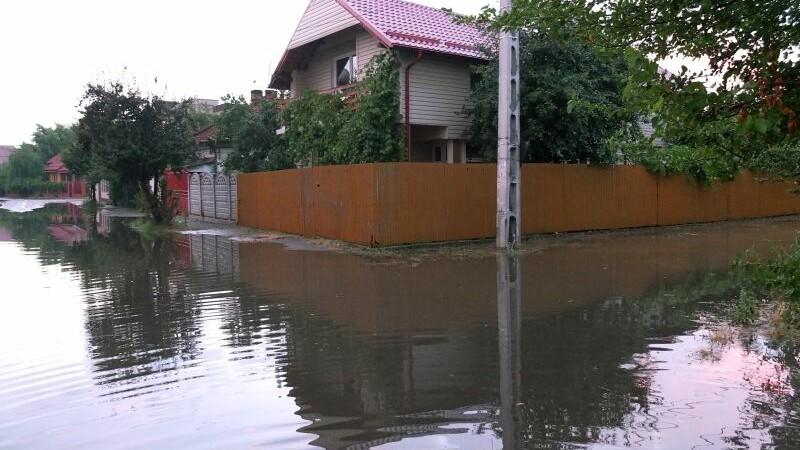 Inundatii Craiova