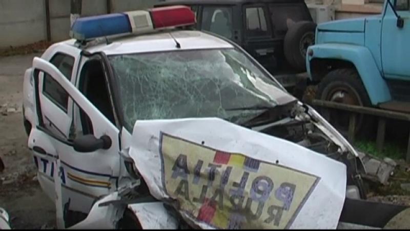 politist mort la Galati