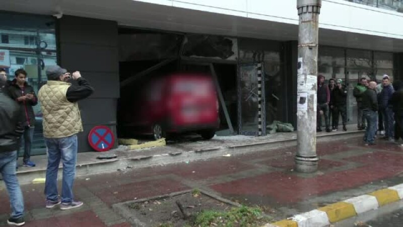 Accident curier