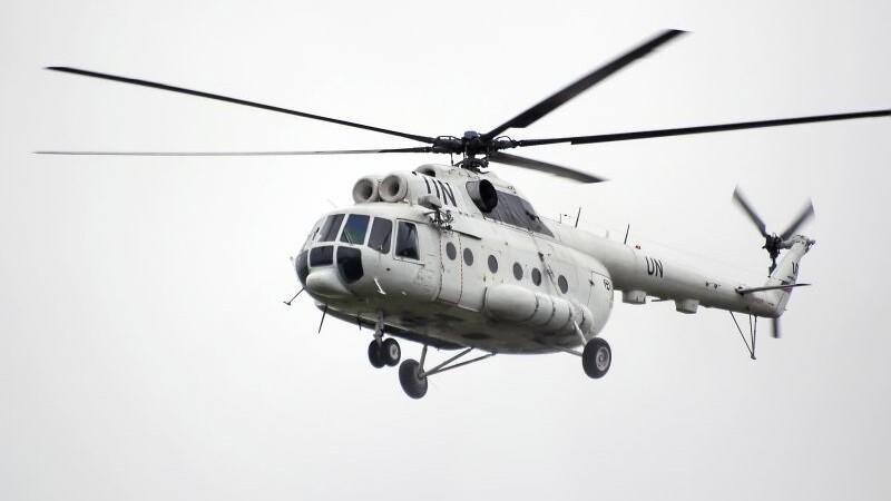 Elicopter rusesc MI-8