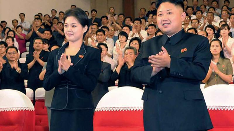 Sotia dictatorului nord coreean Kim Jong-un nu a mai fost vazuta in public de peste 7 luni. Ce au anuntat sud-coreenii