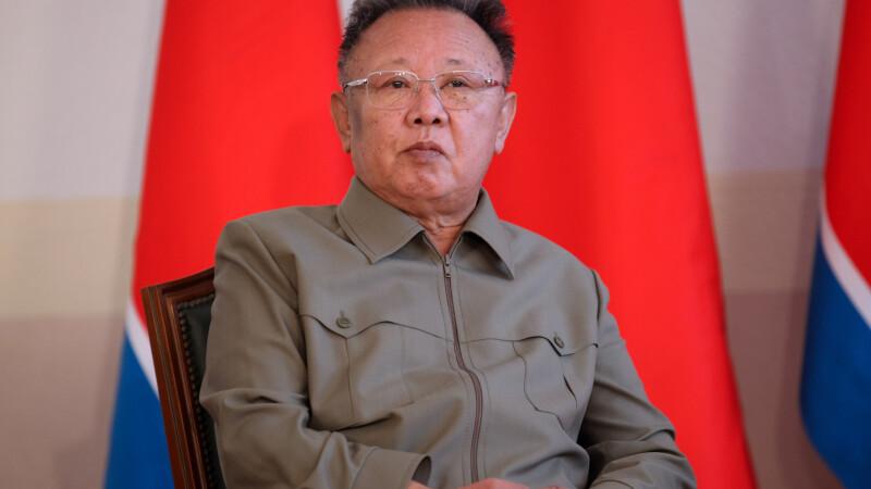 Kim Jong Il - getty