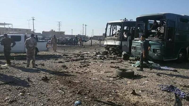 atentat cu masina capcana in Samarra