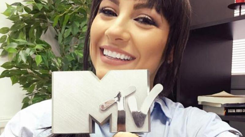 Andra, premiul MTV