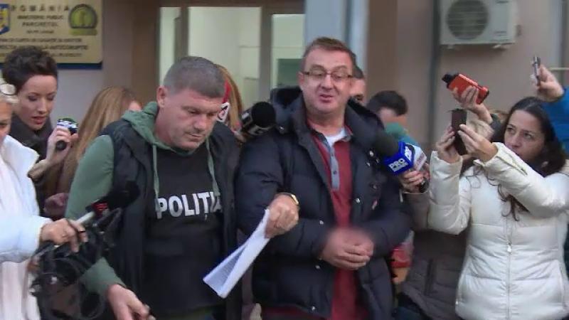 Sorin Blejnar, fostul sef al ANAF, arestat preventiv intr-un dosar in care este acuzat de trafic de influenta