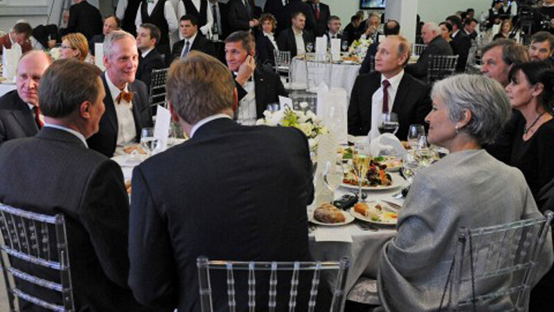 Michael Flynn si Vladimir Putin