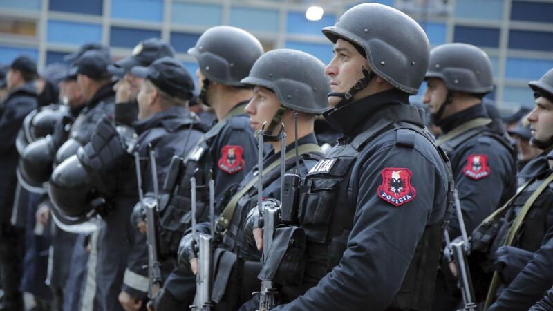politia Albania