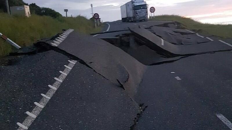 noua zeelanda, cutremur