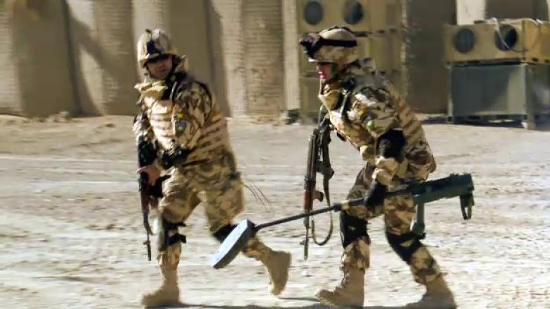 uniforma militara