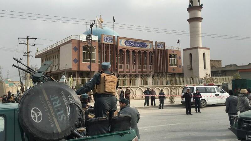Atac cu bomba la Kabul. Cel putin 27 de persoane au murit, iar alte 35 sunt ranite