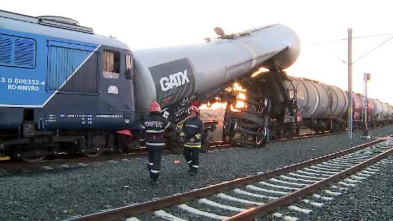accident feroviar ARad