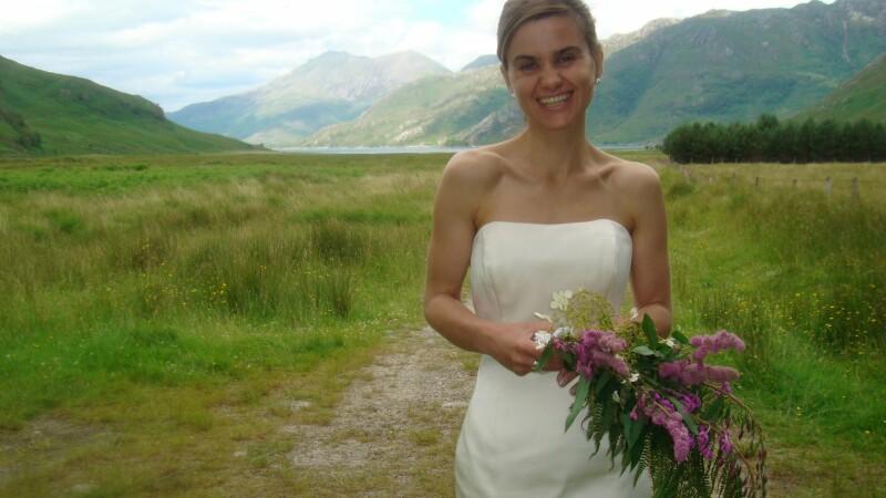 Jo Cox, fotografie, nunta