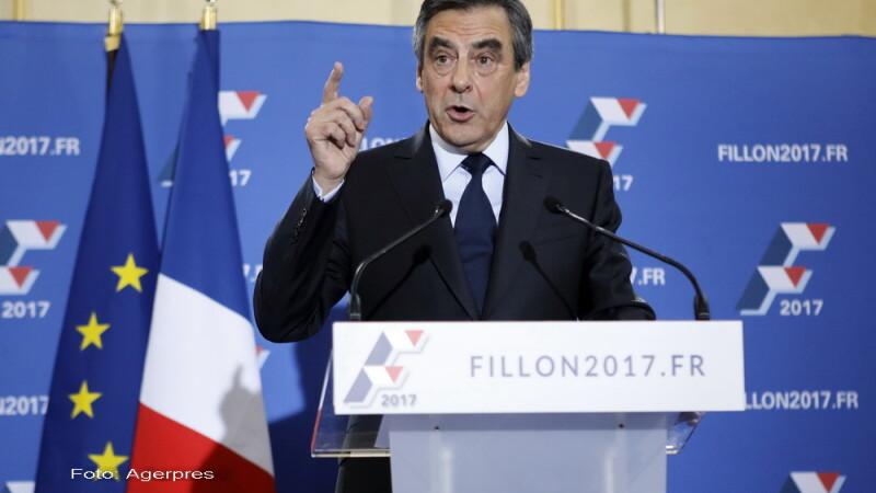 François Fillon, politicianul care a cerut ridicarea sanctiunilor impuse Rusiei, ales candidatul