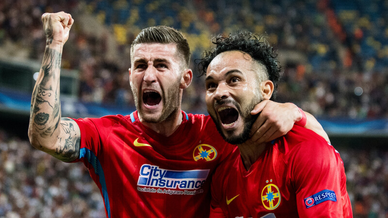 FCSB 1-1 Hapoel, rezumat video. Calificare in primavara Europa League