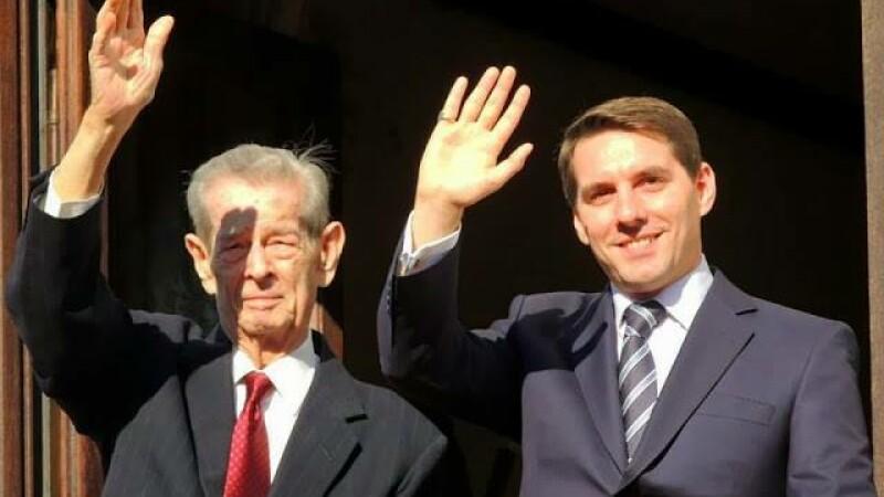 Regele Mihai si Nicolae