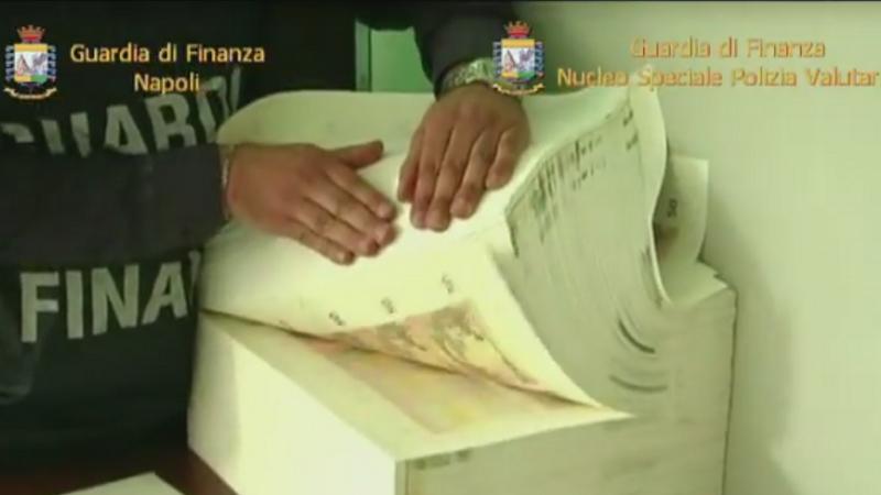 bani falsi italia