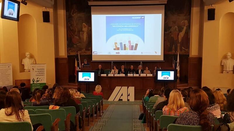S-a lansat AcademIAA - primul program de parteneriat între mediul de afaceri din MarCom și mediul universitar