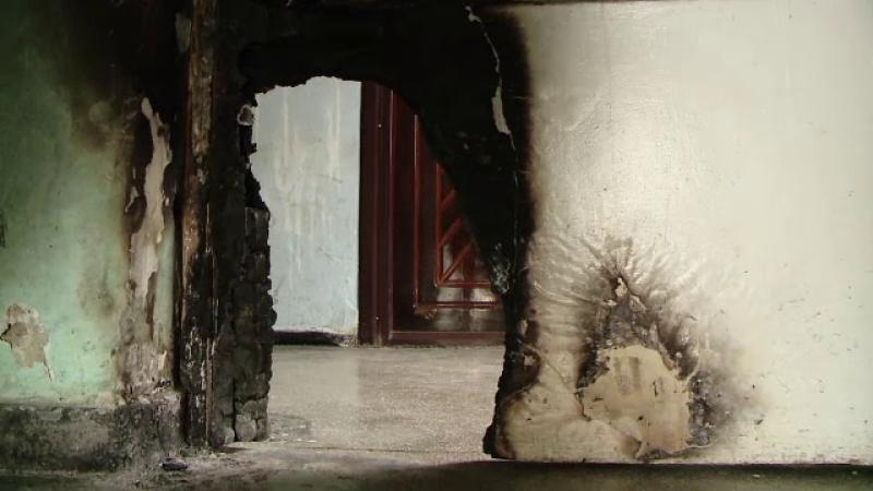 Bătrâna din Iaşi, găsită moartă în locuinţa din cauza unui incendiu provocat de o veioză