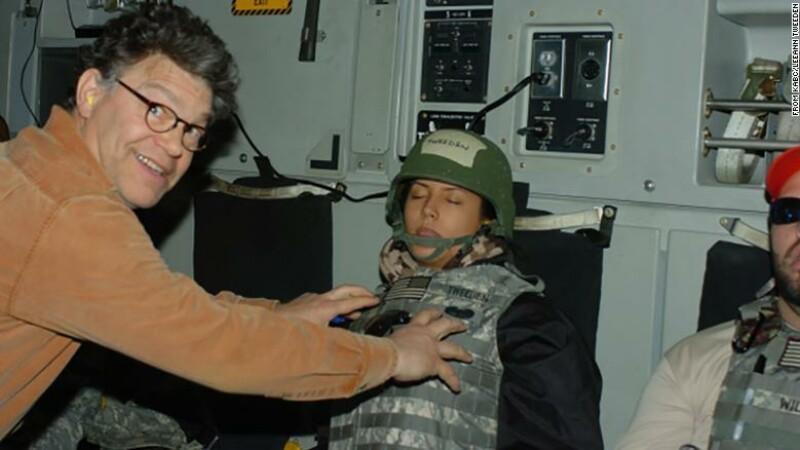 Al Franken hărțuire sexuală