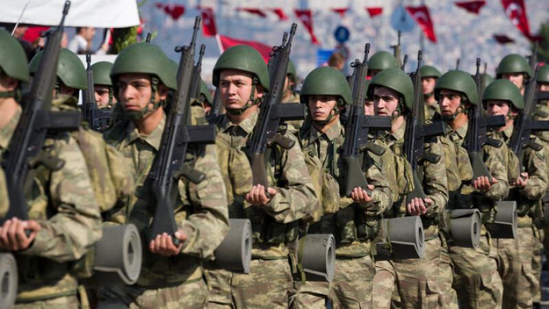 militari turci