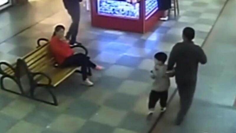 copil salvat china