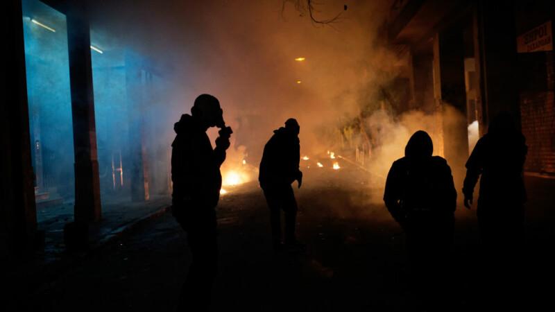 Violente la Atena