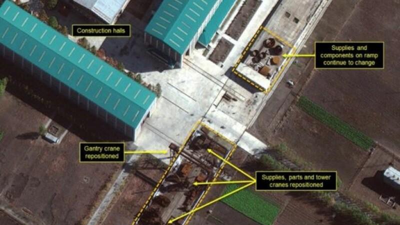 Submarin Coreea de Nord