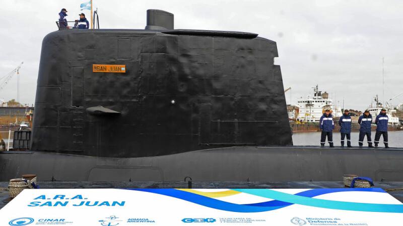 ARA San Juan submarin