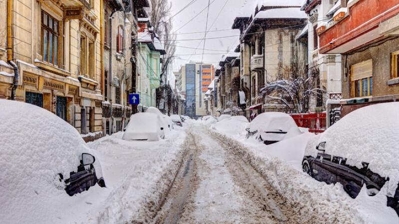 iarna romania