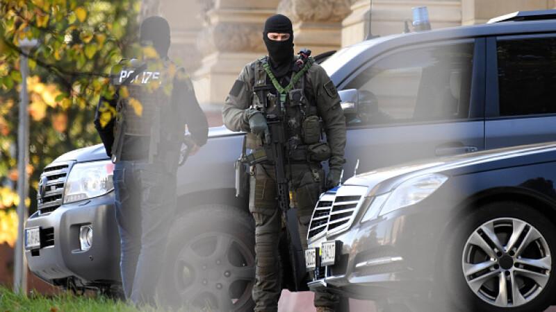 politie germania terorism