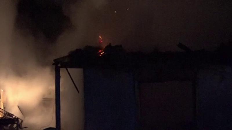 Femeie de 83 de ani, moartă după ce casa i-a luat foc