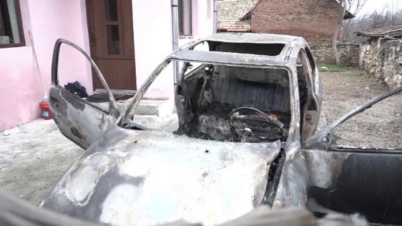 mașină barbonizată