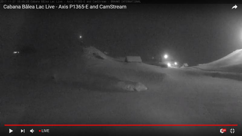 Risc însemnat de avalanșă în Munții Făgăraș. Este vizată și zona Bâlea