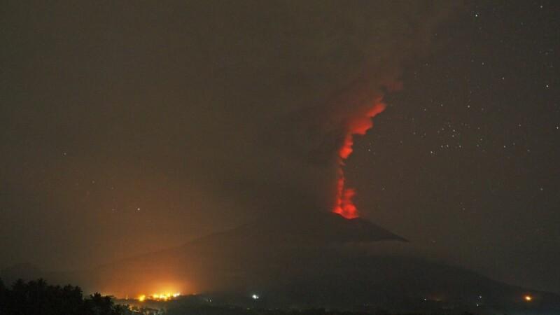 vulcan Bali