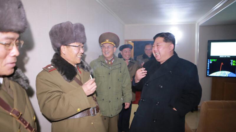 Coreea de Nord, lansare racheta, Kim Jong-un - 7