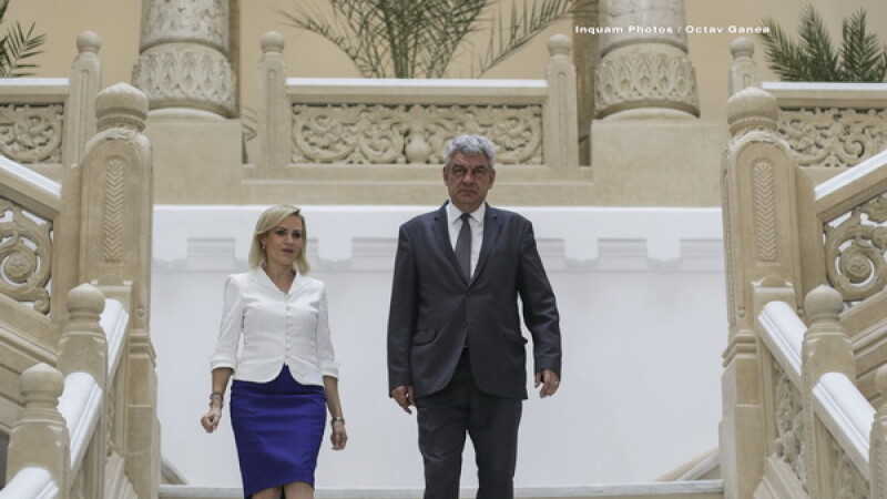 Gabriela Firea, Mihai Tudose
